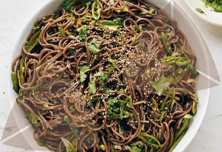 Spicy soba